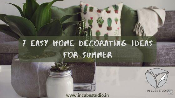 Home Decorating Ideas for Summer